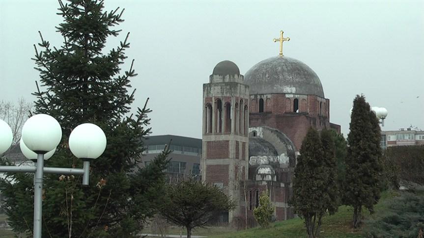 Храм Христа Спаса, место забрањених успомена