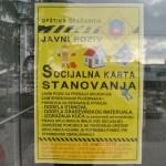 Opština Gračanica: Javni poziv za Socijalnu kartu stanovanja