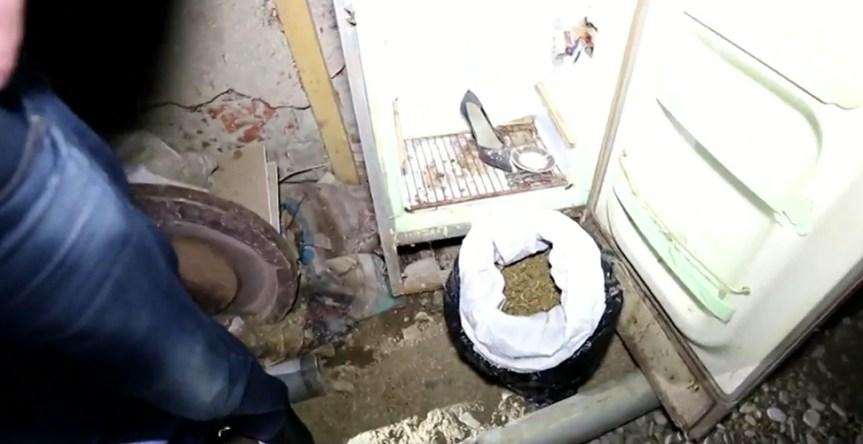 Више од 13 килограма наркотика откривено у локалу у Грачаници