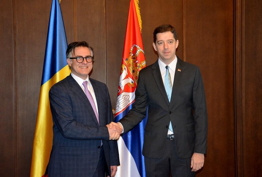 Ђурић и Тинка: Београд је испунио готово све обавезе проистекле из бриселског дијалога