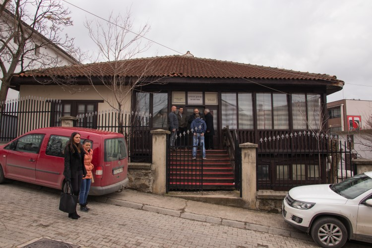 """Бела вила у Великој Хочи"""", предавање о Ускршњем обичају у Српском културном центру"""