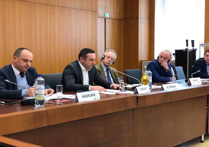 Градоначелник Грачанице у Берлину о комуналним проблемима и њиховом решавању