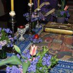 Манастир Грачаница: Изношење Плаштанице на Велики Петак