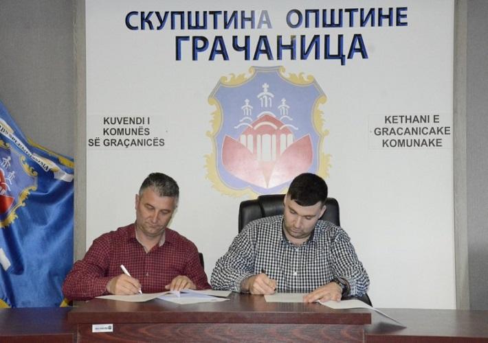 Поправи.орг, електорнска платфома за пријаву комуналних проблема у Општини Грачаница