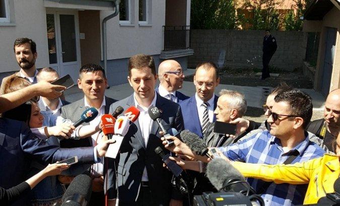 Ђурић: Бољи услови за Србе на Косову и Метохији