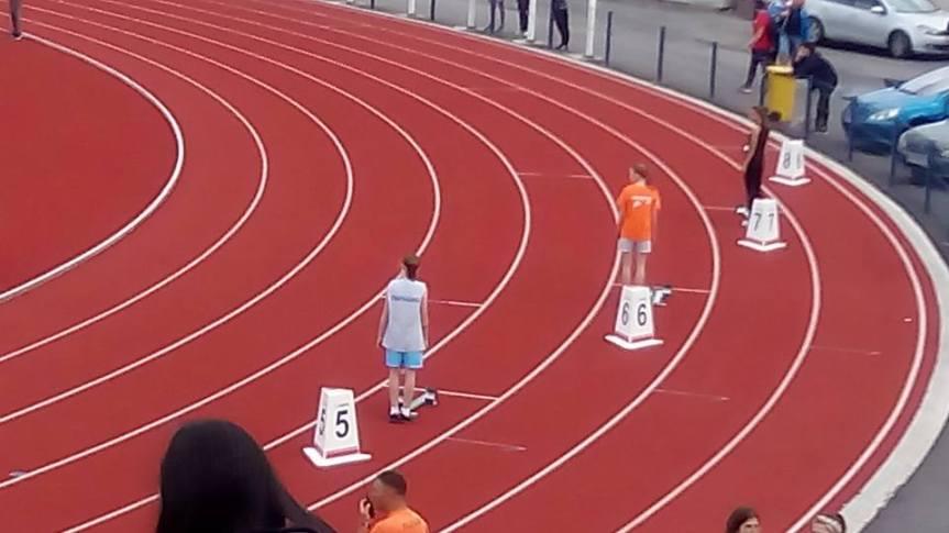Zapaženi rezultati naših učenika na atletskom takmičenju u Novom Pazaru
