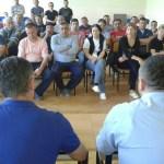 Popović sa meštanima Dobrotina o sanaciji poplavljenog