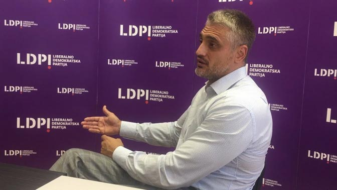 Српска листа: Чедомир Јовановић, истрошени политичар и послушник западних ментора