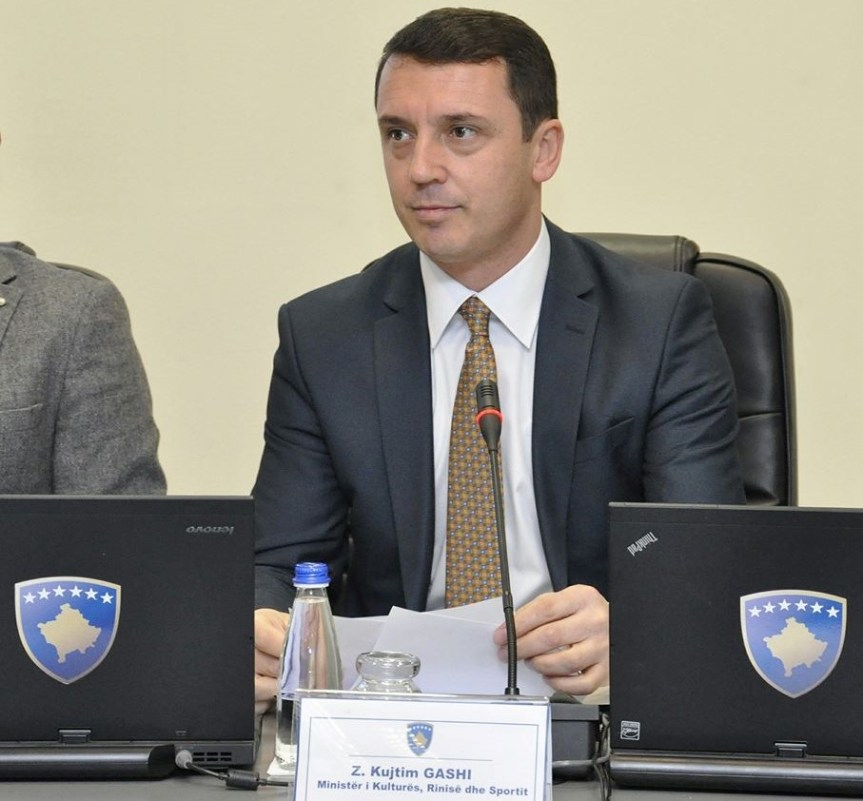 Кујтим Гаши: Забрана каратистима да путују за Нови Сад је фларгрантно кршење људских права