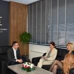 Predstavnici USAIDA iz Vašingtona sa predsednikom opštine Gračanica
