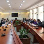 Џавит Халити затражио од делегације НАТО-а пријем БСК у састав НАТО трупа и помоћ у добијању визне либерализацији за Косово