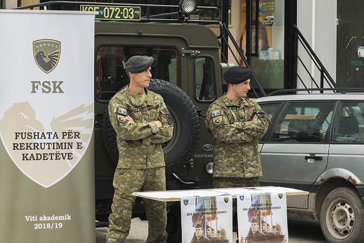 Parlament otvorio put osnivanju vojske Kosova