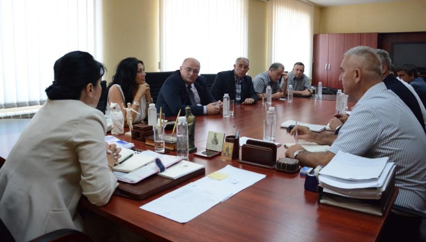 Састанак Управљачког тима ЗСО и Експертског тима за образовање