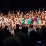 Прва школа, први концерт, емоције и громогласан аплауз за мале балерине и балетане