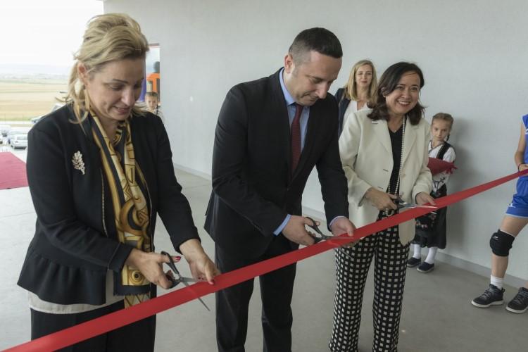 Opština Gračanica dobila sportsku halu