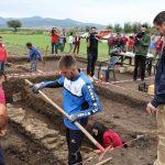 Кососвски министар културе омладине и спорта обишао радове на Улпијани