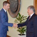Шеф Канцеларије за КиМ са помоћником генералног секретара УН за политичка питања