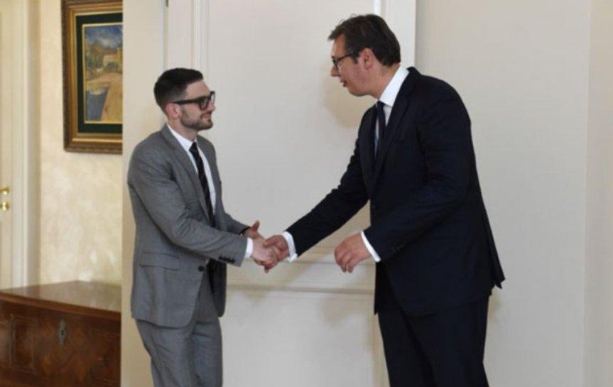 Двери: Предсесник о Косову прича са Сорошем, а не прича са посланицима