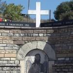 Velika Hoča: Oštećen spomenik kindapovanim Srbima