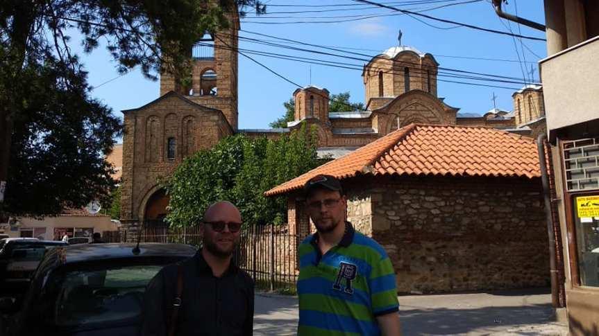 Važno je da Srbi ostanu ovde jer Kosovo je Srbija – poručio Kristijan Ronberg iz Danske