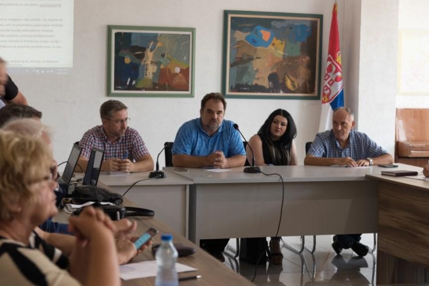 СНФ: Подршка цркви; не разграничењу; позив на поштовање Устава Србије и Резолуције 1244 СБ УН