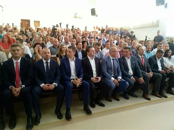 Selaković i Đurić sa Srpskom listom u Kosovskoj Mitrovici