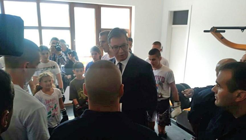 Вучић и Ђурић сутра са преставаницима Срба са КиМ