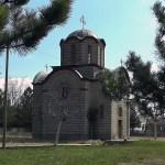 Девет Југовића: Обијена црква Вазнесења Господњег