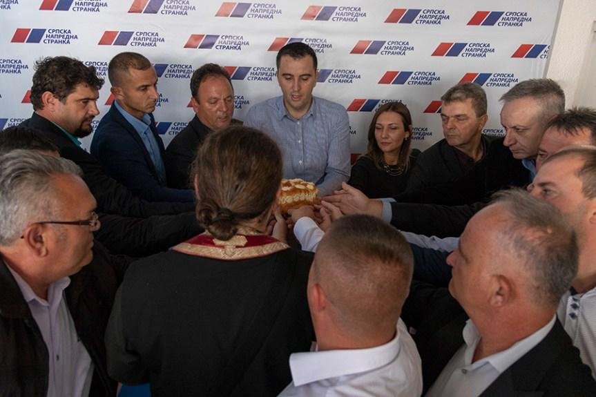 Страначка слава СНС прослављена и у централном делу Косова