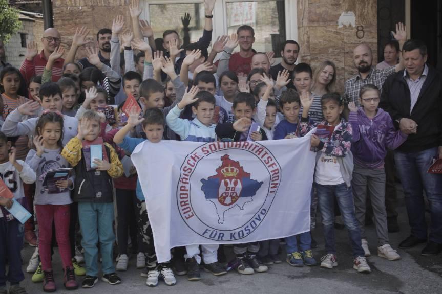 """Uspešno završena oktobarska humanitarna misija Majka Milera i ,,Evropskog fronta solidarnosti sa Kosovom"""""""