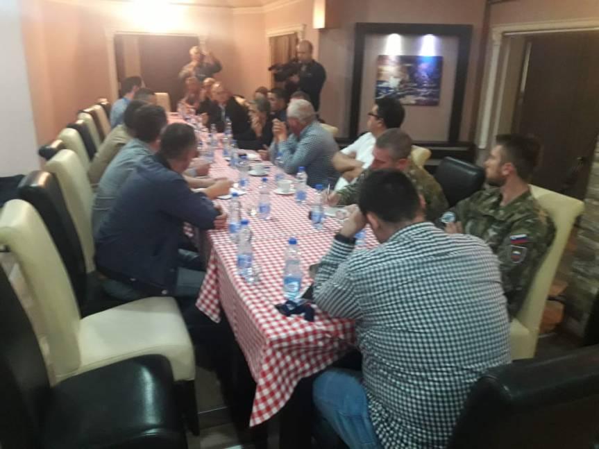 Срђан Поповић: Проблем канализационе мреже се мора решити трајно