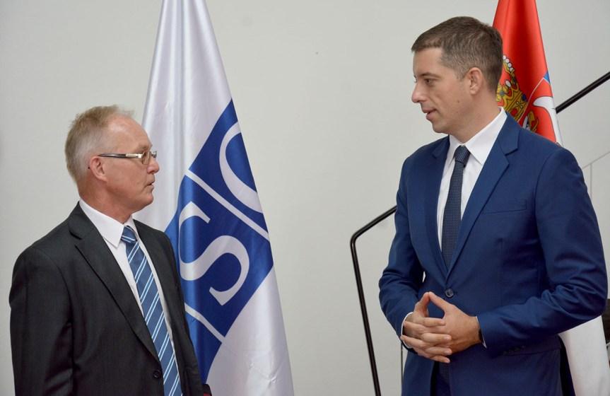 Ђурић – Брату: Упад Росу специјалаца на север Косова претња стабилности