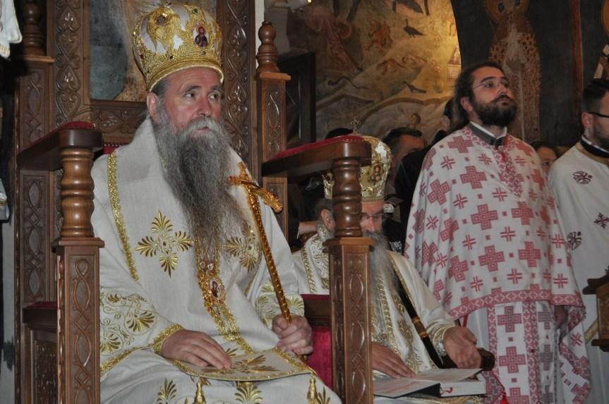 Владика Јоаникије: Свети Краљ Милутин је би велики борац против Уније и паписта