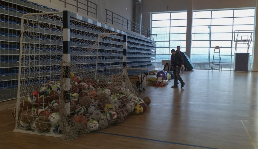 Спортска опрема за све школе у Општини Грачаница