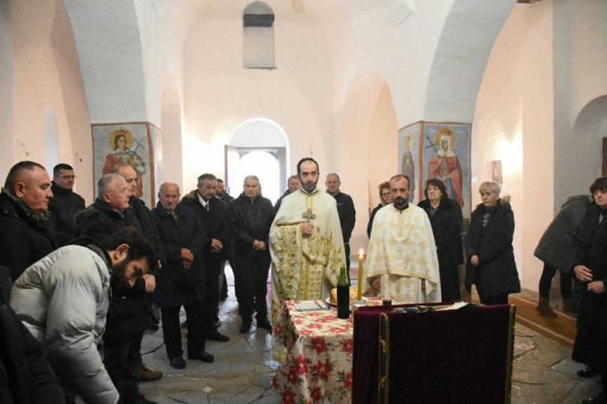 Обележена храмовна слава у Белом Пољу код Пећи