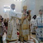 Владика Теодосије над одром митрополита Амфилофија: Нема човека кога митрополит није загрлио својом љубављу