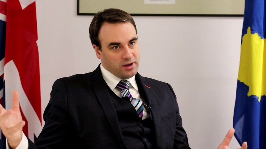 Рори О Конел: Војска Косова неће освајати север, нити ће предузимати било какве акције против Срба