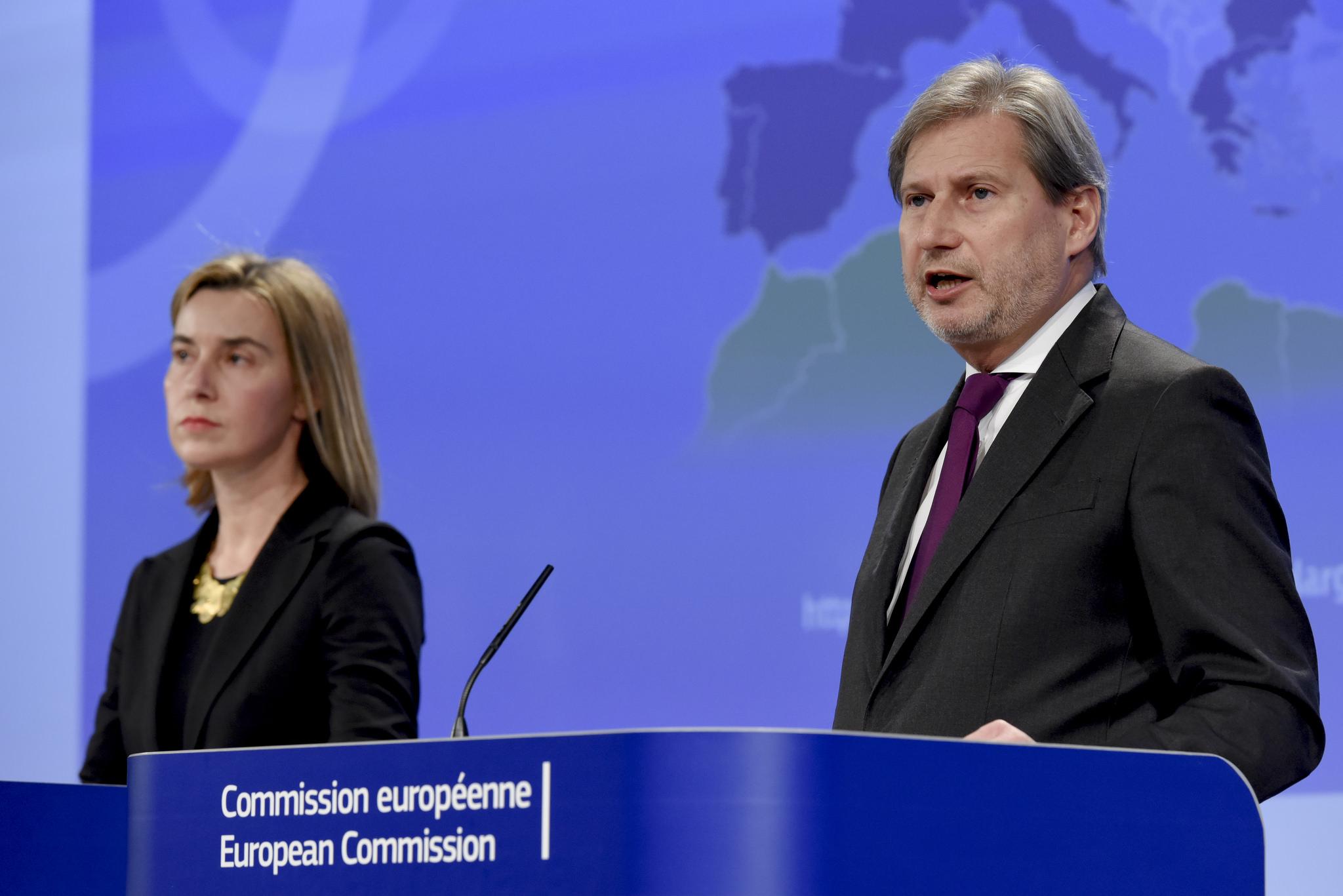ЕУ покушава да одмрзне Бриселски дијалог