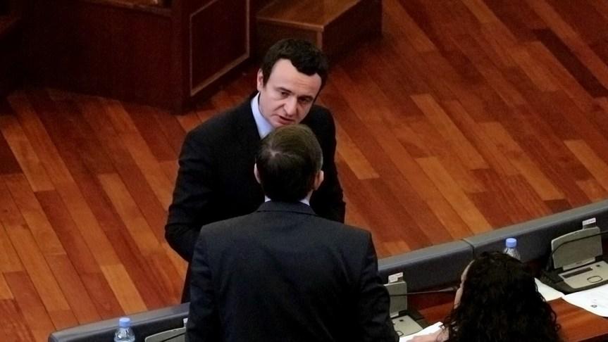 Косовска опозиција одбија активно учешће у Бриселском дијалогу