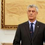 Tači pisao Trampu: Sporazum između Srbije i Kosova blizu
