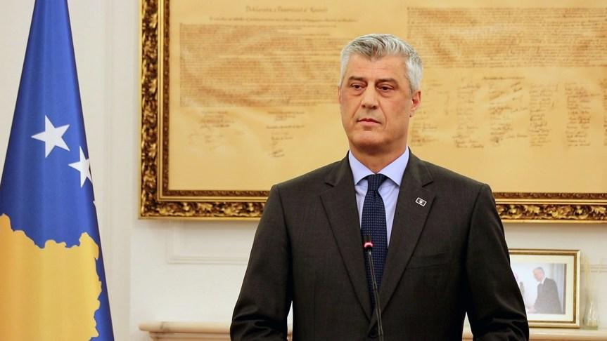 """Хашим Тачи: """"Митровица и Трепча, као и Газиводе остају у оквиру Републике Косова"""""""
