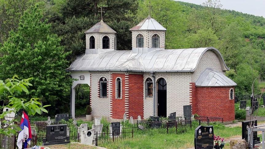 Црква у Гојбуљи на мети пљачкаша