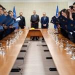 I sedmoro srpskih sudija položili zakletvu pred Hašimom Tačijem