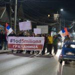 Српска листа: Протести у Грачаници доживели фијаско