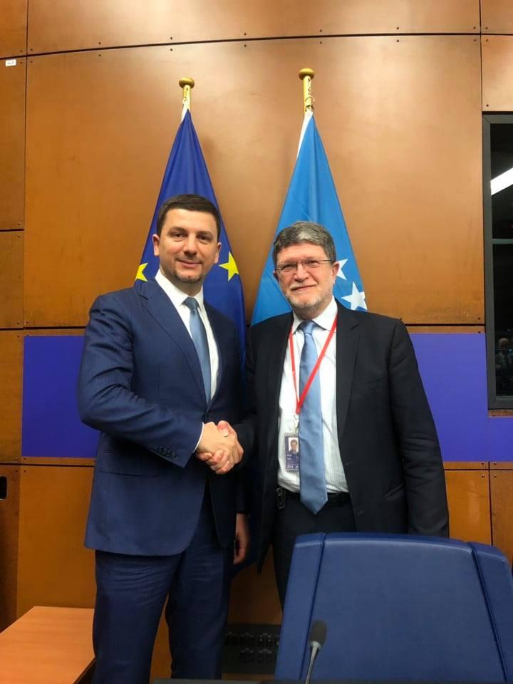 Европски парламент: Краснићи и Пицула на састанку Парламентарне комисије за стабилизацију и придуживање Косова ЕУ