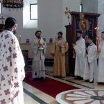Владика Западно – амерички Маским богослужио у призренском Саборном храму Светог Ђорђа