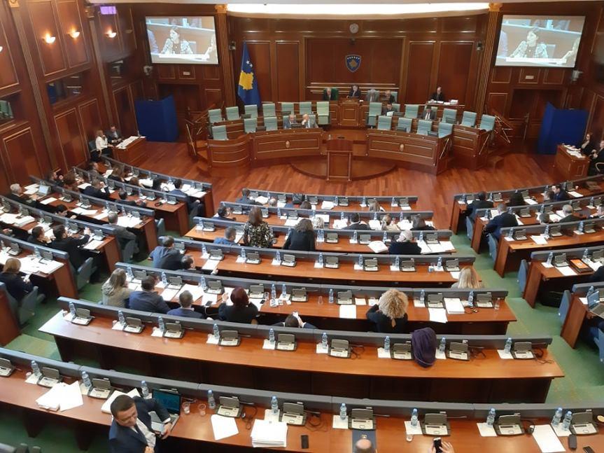 Вјоса Османи сазвала конститутивну седницу скупштине Косова