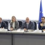 Durata Hodža zahteva implementaciju prioriteta za proces integracija