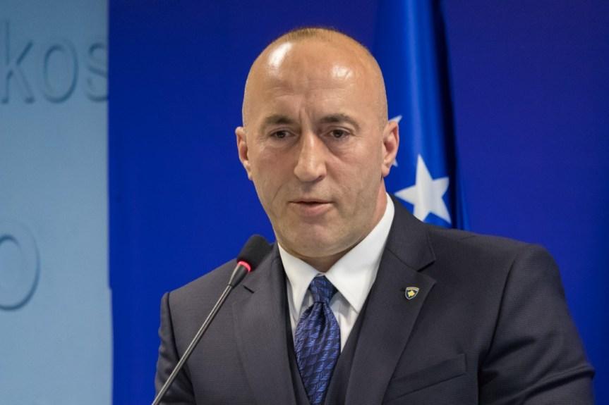 Харадинај у посети Демократској партији Косова
