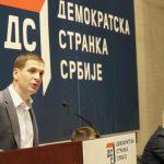ДСС пред Председништвом Србије организује протест против продаје Косова